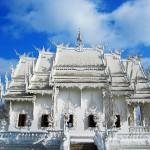 白庙(Wat Rong khun)