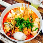 曼谷龙虾五宝面 (Bangkok Lobster TomYam Mee)