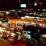 清迈长康夜市 (Chiang Mai Night Bazaar)
