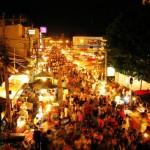 清迈周日夜市(Sunday Night Market)