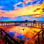 三百峰国家公园 (Khao Sam Roi Yot National Park)